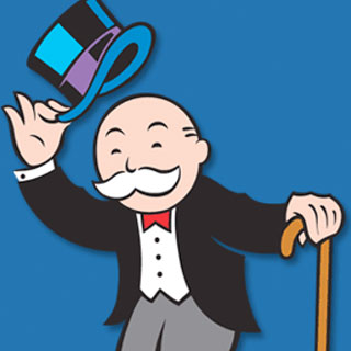 Rich Uncle Pennybags Steeshes Mustaches And Miscellaneous