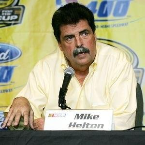 Mike Helton NASCAR