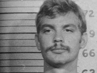 On Halloween we stuff ourselves with candy. On any day, Jeffery Dahmer stuffed himself with humans.