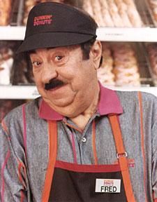 Dunkin Donuts guy