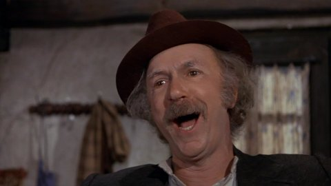 Grandpa George In Charlie And The Chocolate Factory