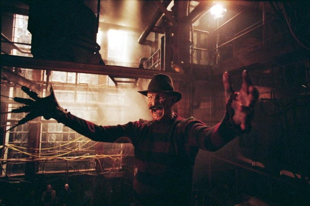 Freddy Krueger is the fanciest of horror villains because he wears a sweater and a fedora.