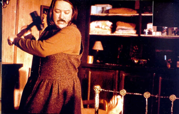Avoiding obsessed fans like Kathy Bates in Misery is one of the reasons I don't post as on this website anymore.