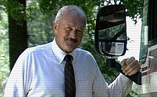 Jack Rebney Mustache