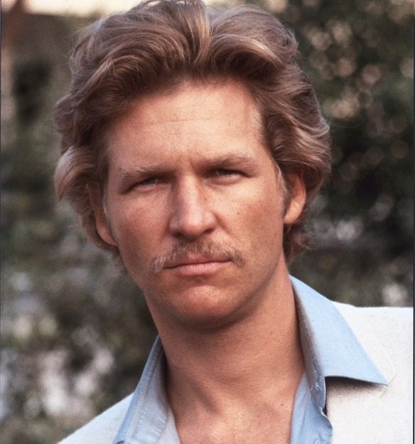 Jeff Bridges Mustache