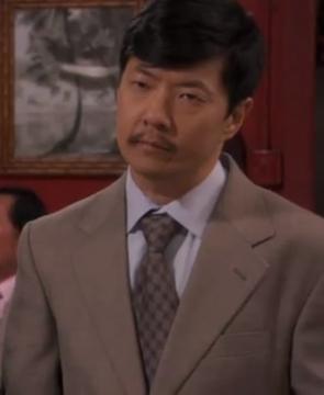 Ken Jeong Mustache
