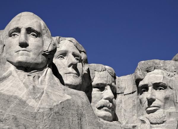 Mt. Rushmore Mustache