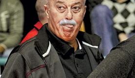 Raanan Katz Mustache