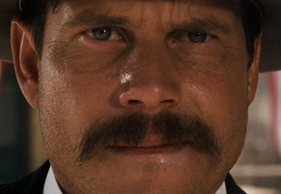 Bill Paxton Mustache