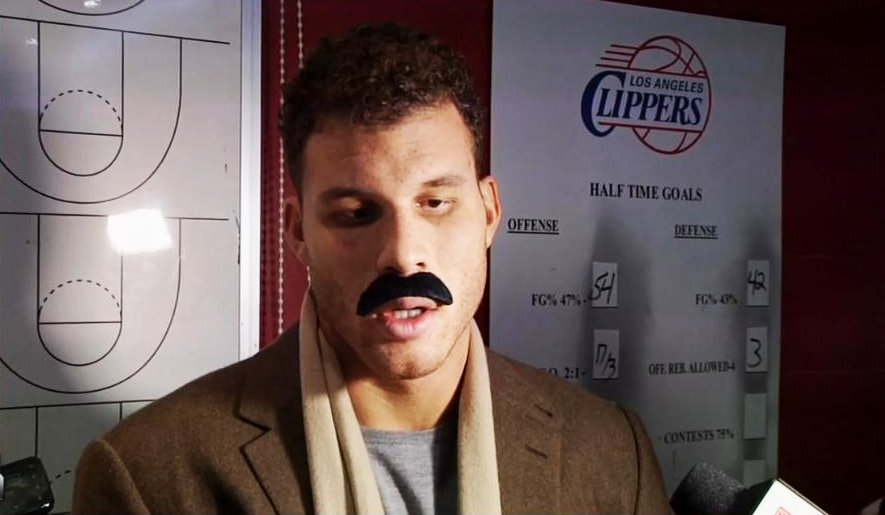 Blake Griffin is looking like Sinbad these days | Steeshes – A Photo ...