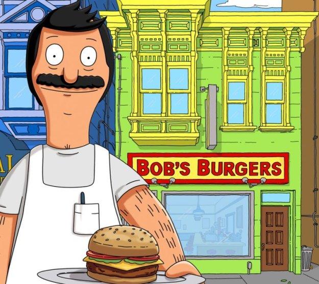 Bobs Burgers Mustache