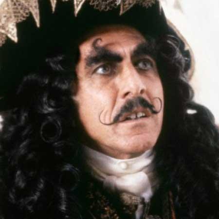 Dustin Hoffman Mustache