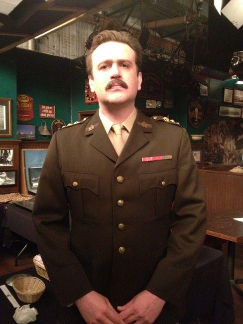 Jason Segel Mustache