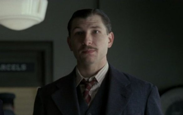 Joseph Aniska Mustache Boardwalk Empire