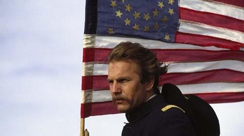 Kevin Costner Mustache