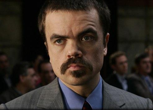 Peter Dinklage Mustache