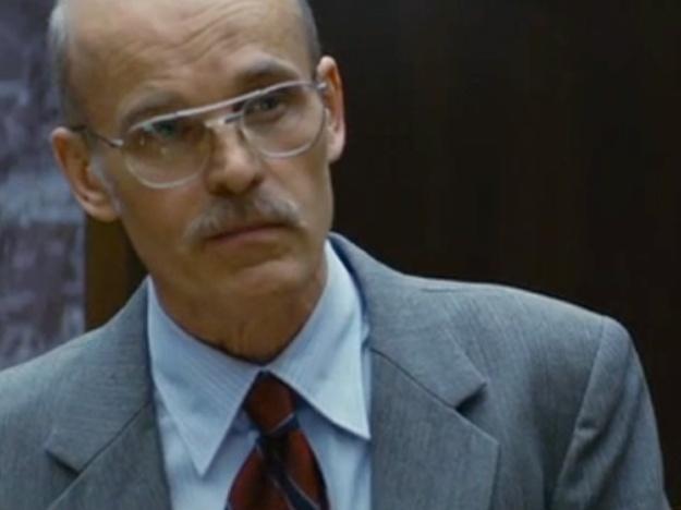 Zeljko Ivanek Mustache Argo