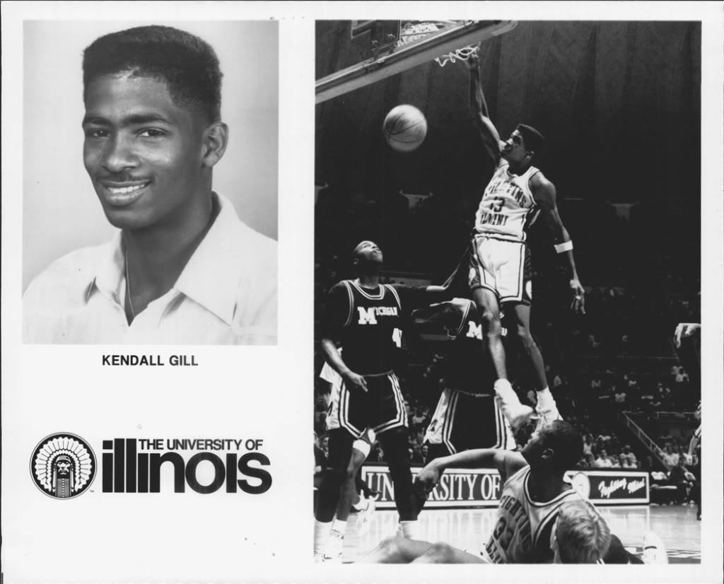 Kendall Gill Loses His Cool