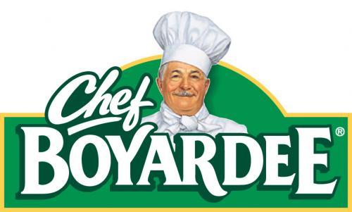 Chef Boyardee Mustache