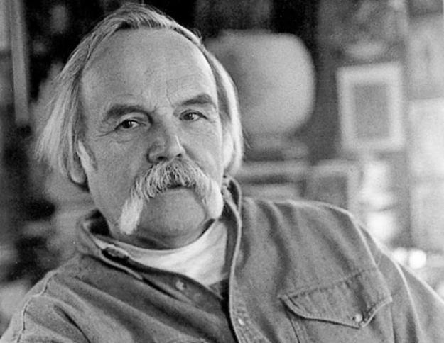 Norbert Blei Mustache Died