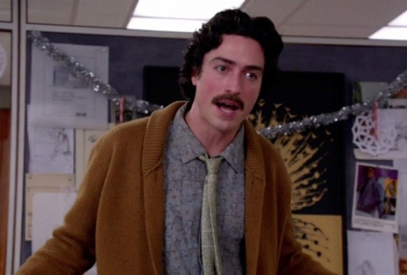 Ben Feldman Mustache Mad Men