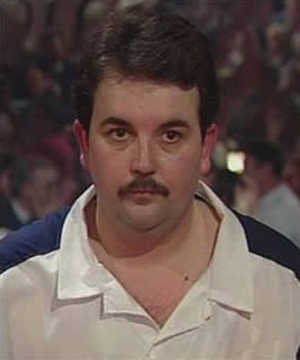Phil Taylor Mustache Darts 60 Minutes