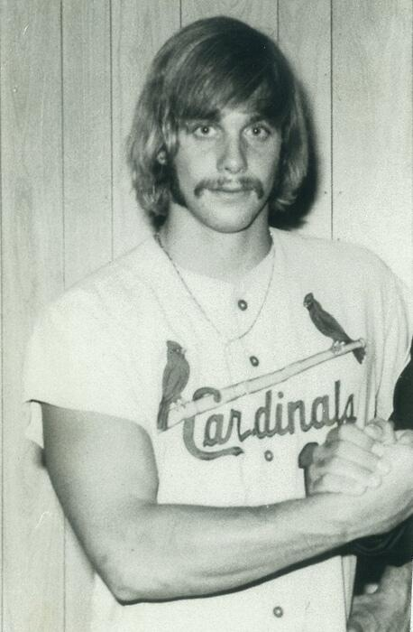 Randy Macho Man Savage Cardinals Minor League