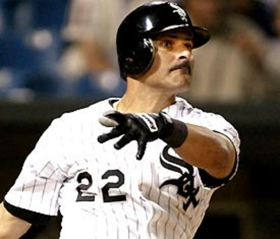 Jose Valentin Mustache
