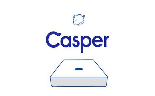 $50 Casper Mattress Coupon
