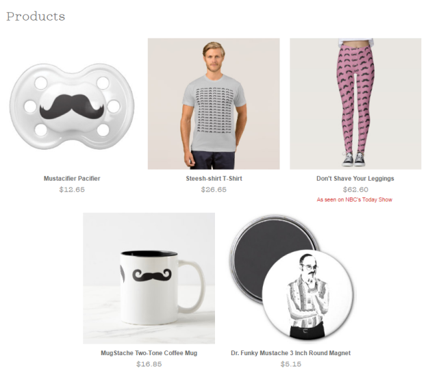 mustache-products